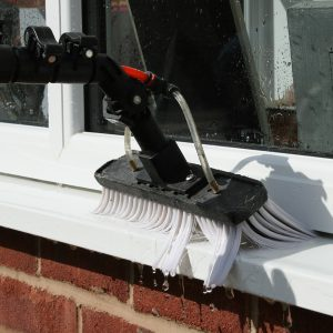 Window cleaning - Sills